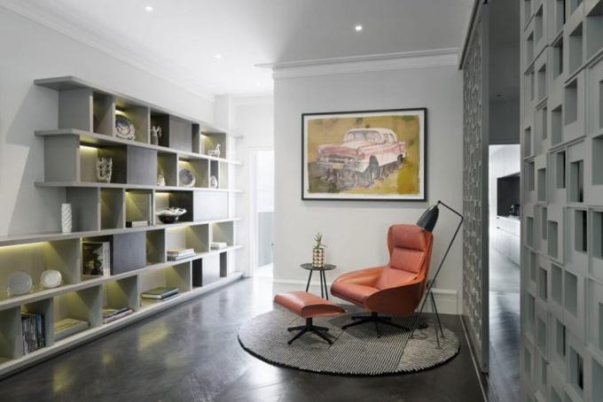 Редизайн резиденции в Лондоне