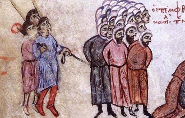 Принудительные татуировки в Византийской Империи. Византийская Империя Свое отношение к татуировкам,