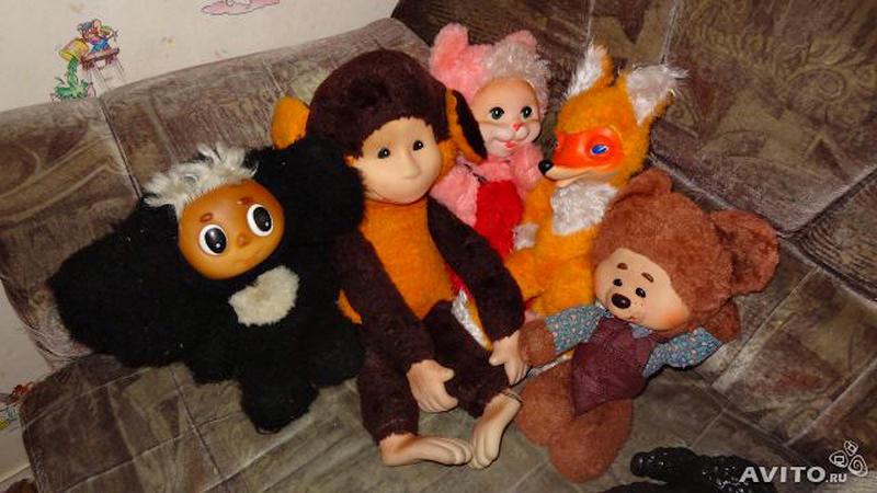 7. Теперь плавно перейдем к игрушкам. Понятное дело, что девочки любили гэдээровских кукол, а мальчи
