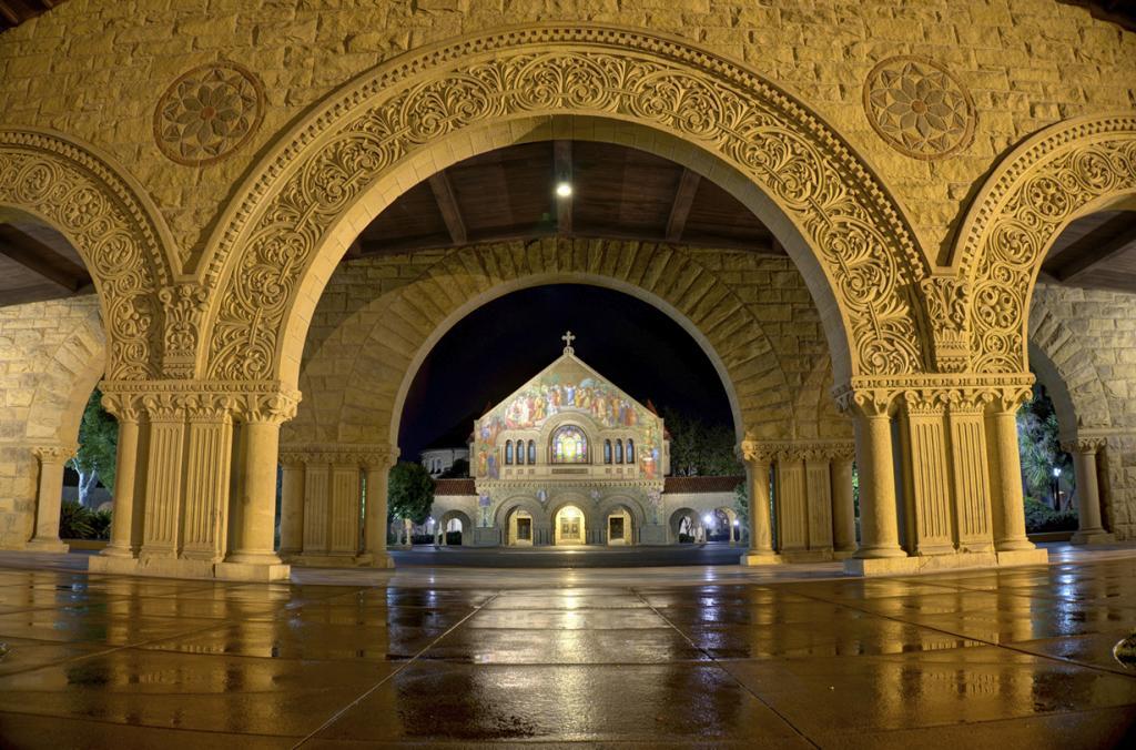 США. Калифорния. Стэнфордский университет. (Peter Thoeny — Quality HDR Photography) 3 мест