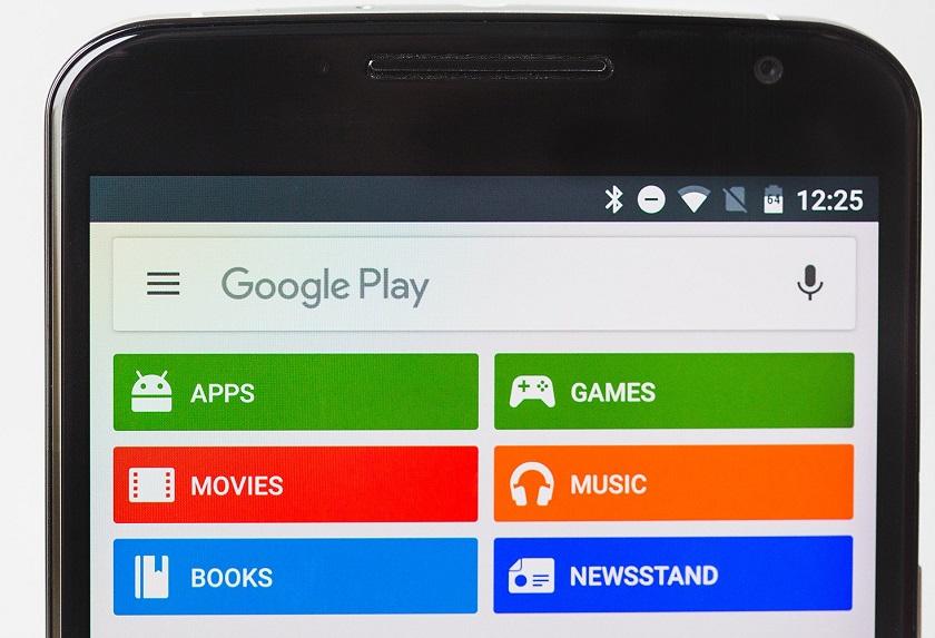 Обновления вGoogle Play стали весить менее