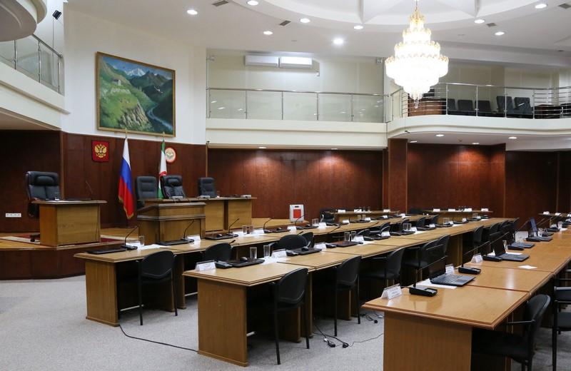 Первая сессия Заксобрания Красноярского края пройдёт 6октября