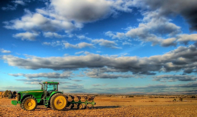 Рынок земли вУкраинском государстве должен заработать в2016г. — МВФ