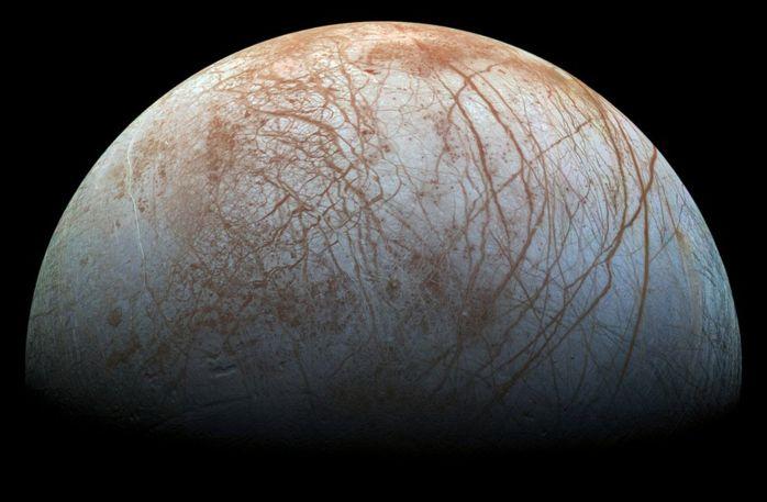 NASA ищет научные подходы для полета наспутник Юпитера