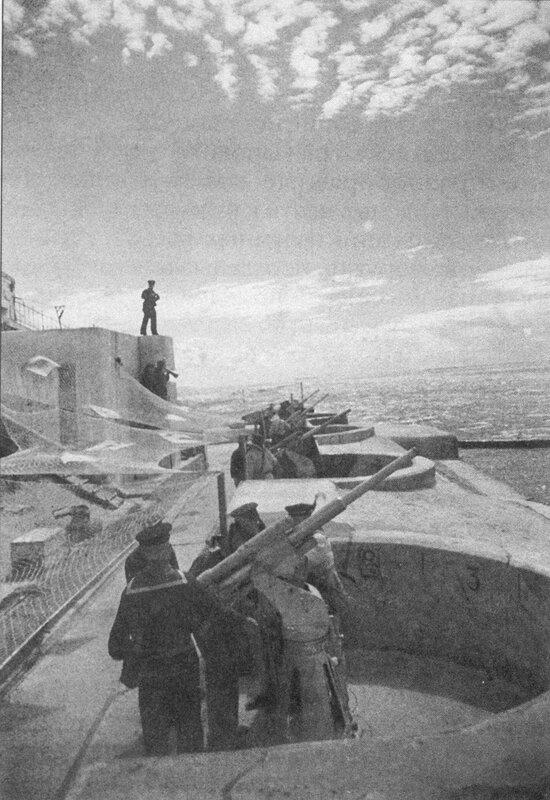 Батарея ПВО форта «Первомайский» («Тотлебен»)