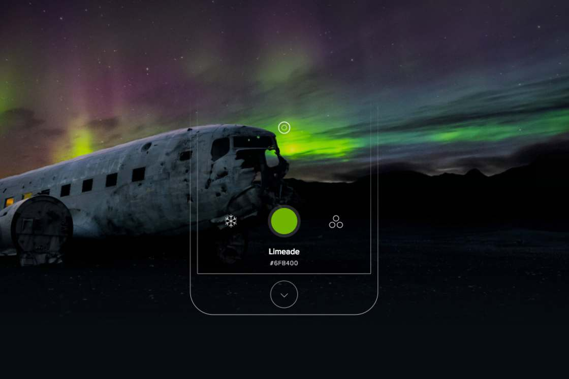 An iPhone app to identify the Pantone colors in real life! (4 pics)