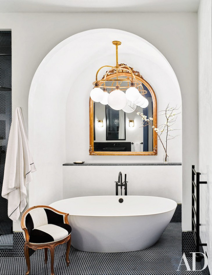 Photography by Douglas Friedman for Architectural Digest