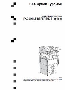 service - Инструкции (Service Manual, UM, PC) фирмы Ricoh 0_1b1cce_29fea490_orig