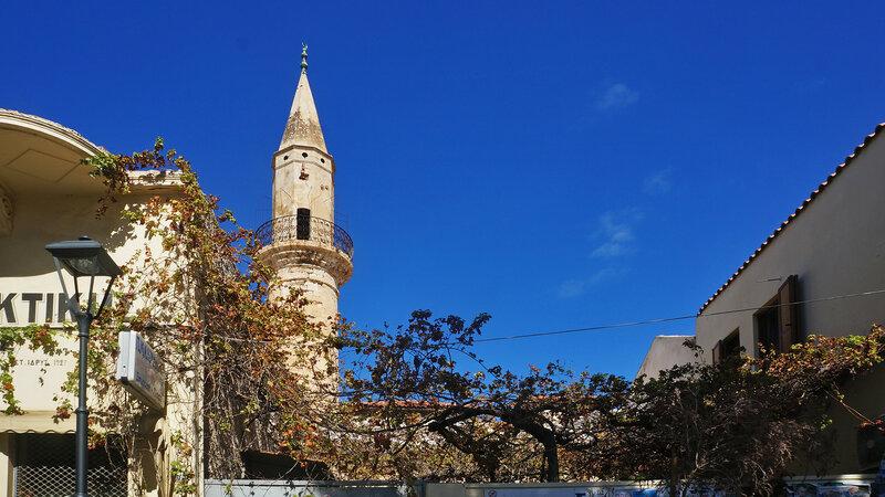 Ханья, Греция. остров Крит