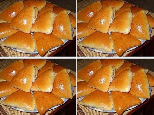 Как приготовить тесто чтобы пироги получились
