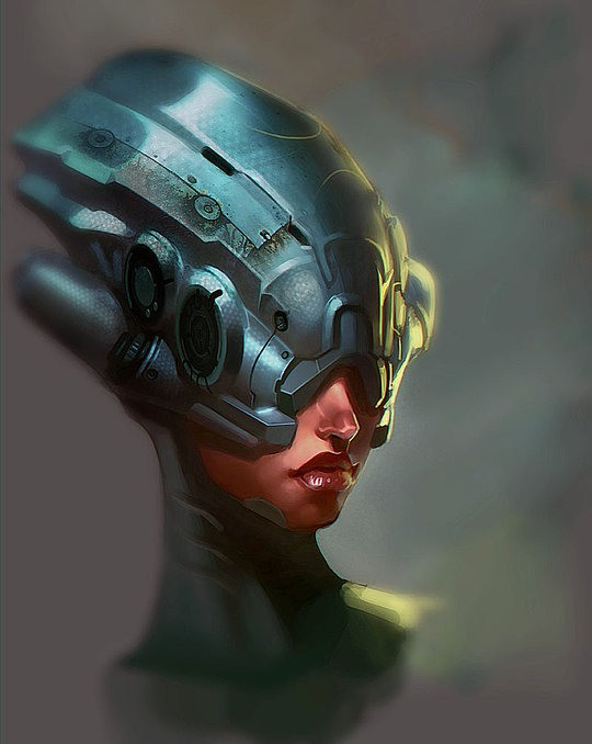 Fantastic Illustrations by Arman Akopian