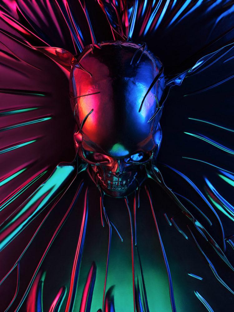 SkullDeep: Photo Series by Julien Palast