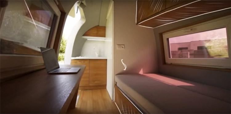 Крошечный домик для гостей