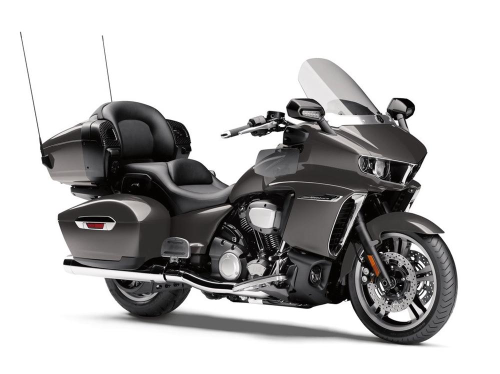 Производство круизеров Yamaha Star Venture 2018 задерживают до декабря
