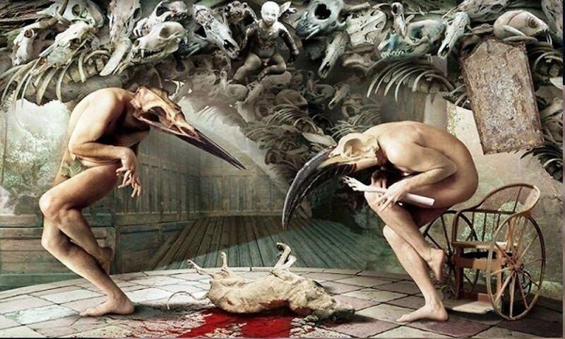 Игорь Морски, польский художник-сюрреалист(surreal illustrations poland igor morski) (9).jpg