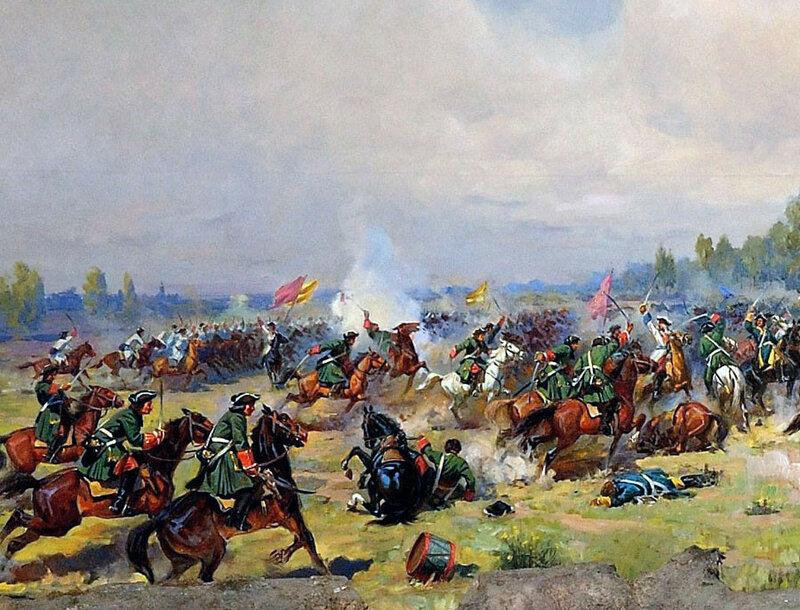 0 за всю северную войну не было более важного сражения, чем полтавская битва