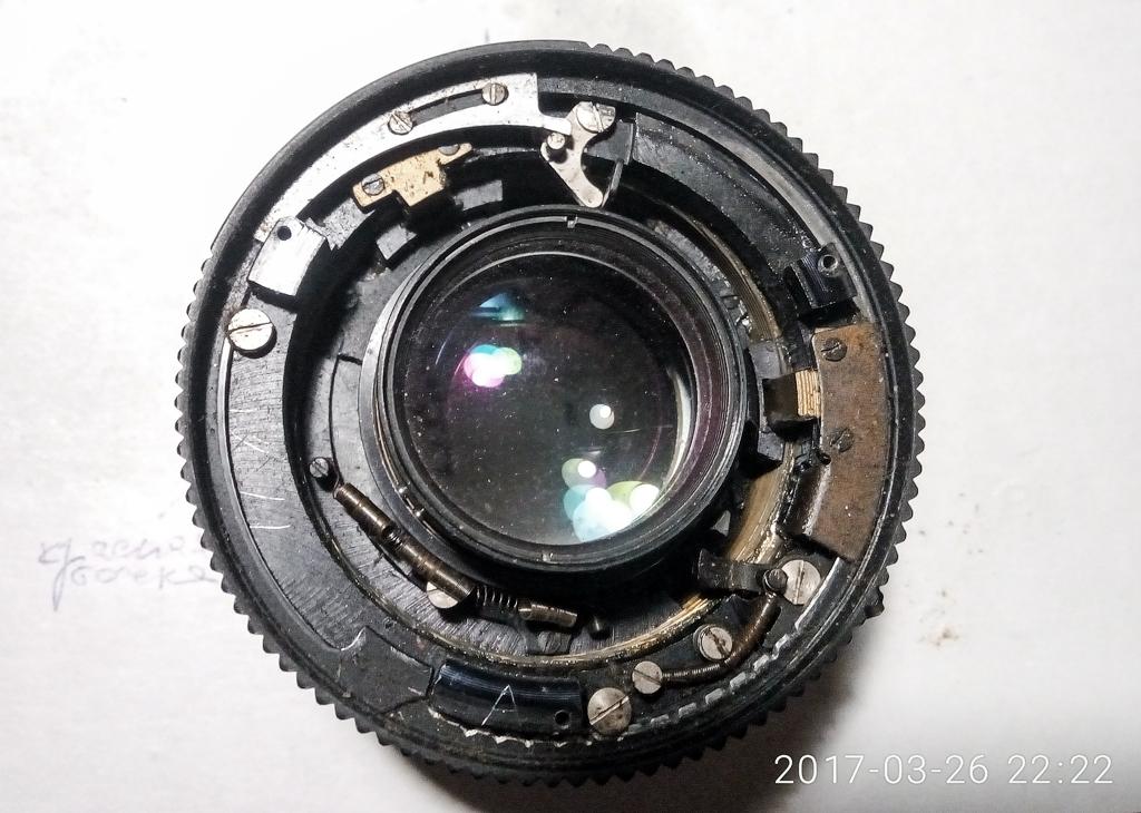 Волна-3 80mm f/2.8 МС (Volna-3)