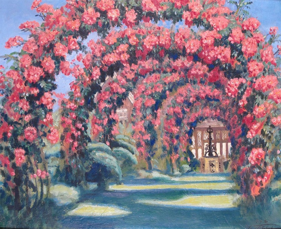 Rose Arches, 1950.Jpeg