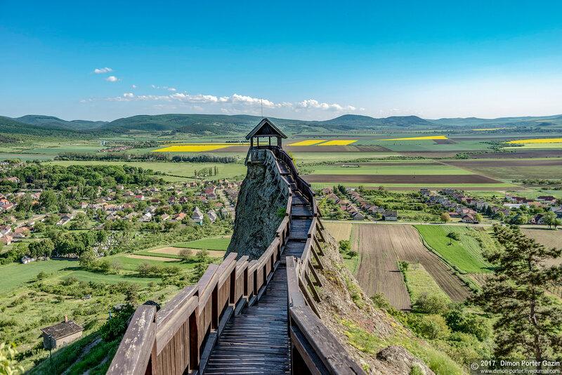 Венгрия. Замок Болдогко