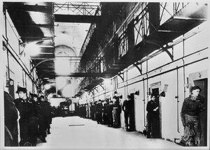 Тюремные камеры главных военных преступников