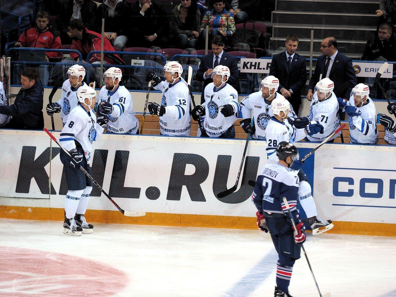 49Металлург - Динамо Минск 13.09.2016