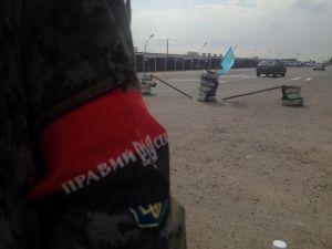 Не доехал: боевик ЛНВ пытался попасть в Крым