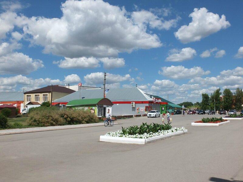 Хворостянка, Безенчук аэродром 160.JPG