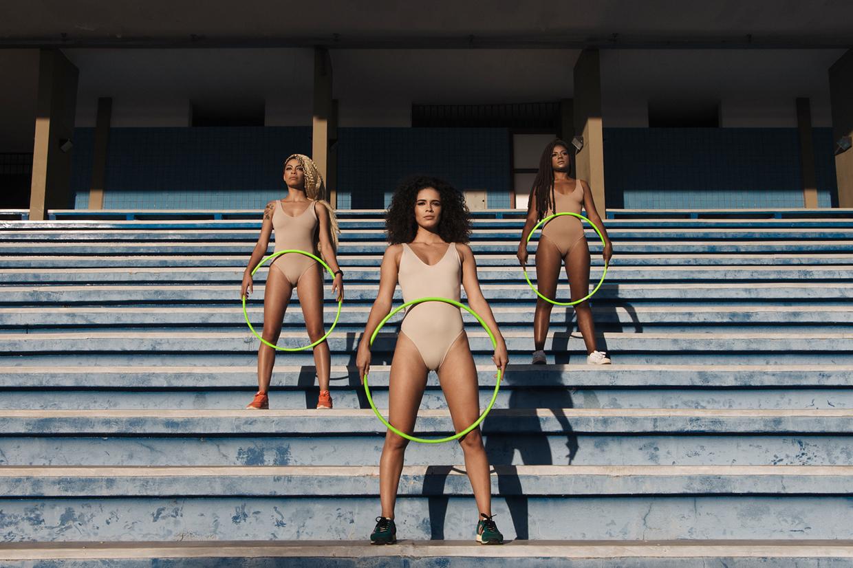 Fashion editorial for Espaço 61