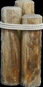 столбики для моста