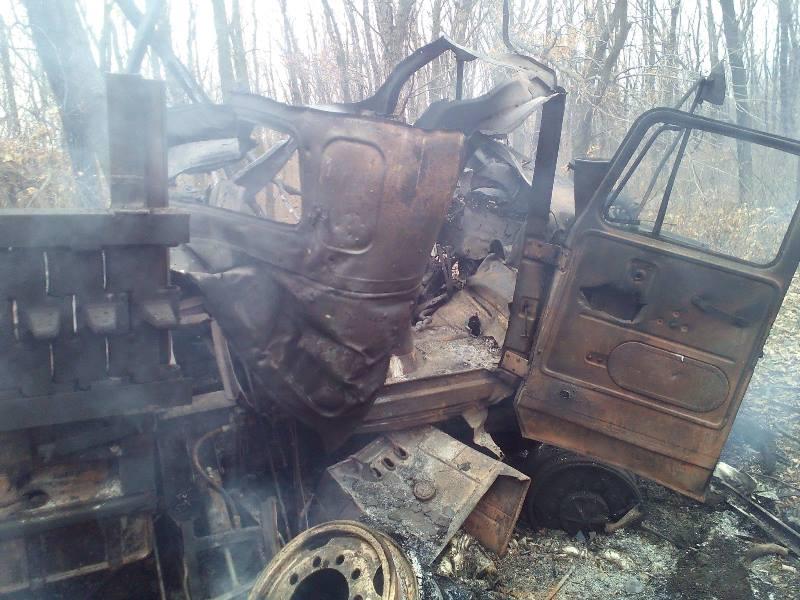 Всети появилось видео подрыва автомобиля ОБСЕ вЛНР