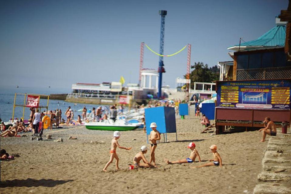 Качество пляжей Краснодарского края отметят флагами