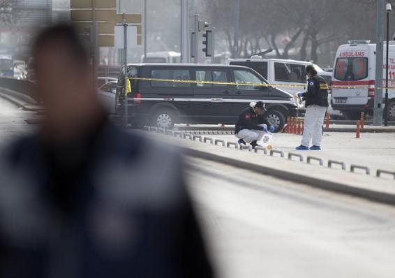 Около 120 человек пострадали в итоге  взрыва втурецком городе Элязыг