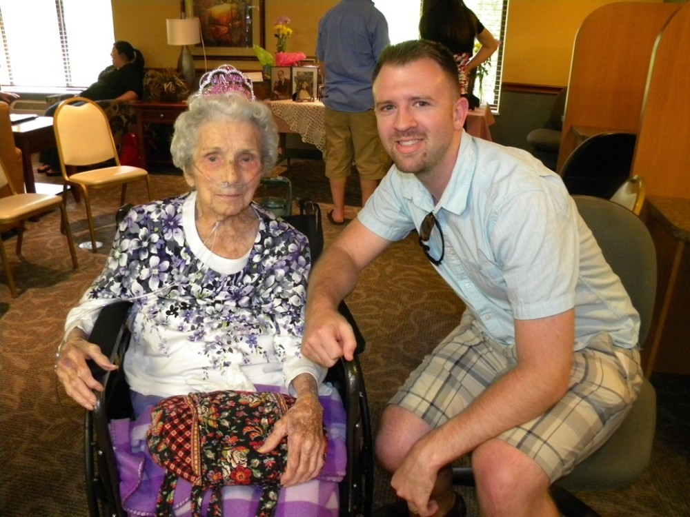 100 летняя победительница конкурса красоты