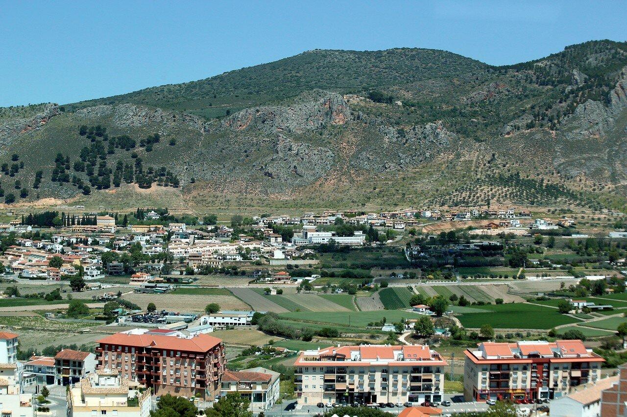 Пейзажи Андалусии. От Гранады до Антекеры