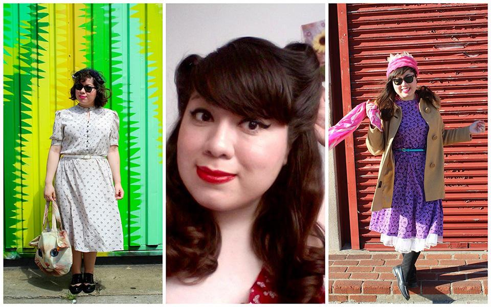 3. Twee Valley High Кристина Уриегас-Рейес из Бруклина заставит вас ностальгировать о моде прошлых л
