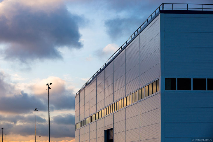 2. На российском заводе, как и на всех других производственных площадках GM по всему миру, используе