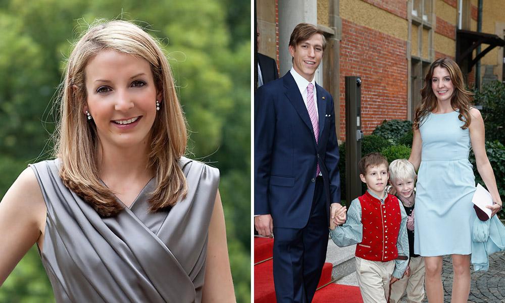 Принцессой Люксембургской Тесси стала в2009году, авот законной женой принца Луи раньше. Причина б