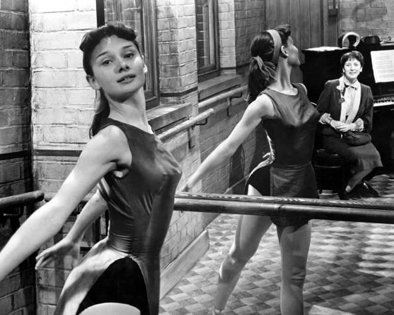 2. Однажды связавший свою судьбу с танцем остается танцором навсегда. 1950 год.