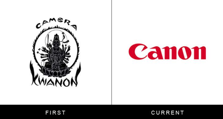 Как выглядели самые первые логотипы всемирно известных брендов (30 фото)