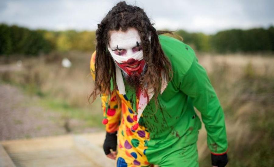 Гонка зомби в Великобритании. Фото, видео