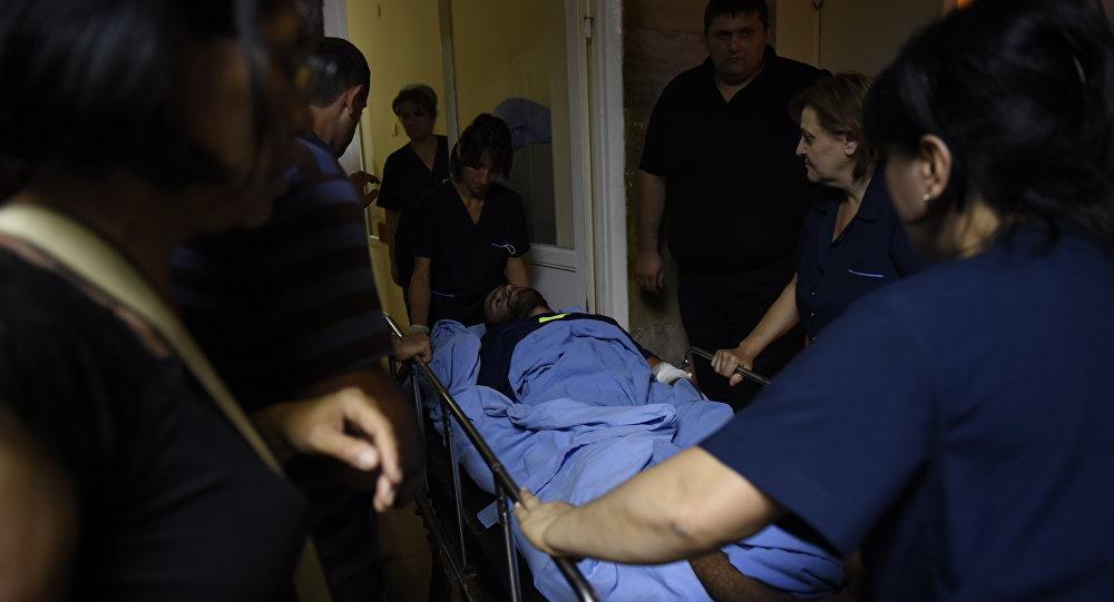Один из медработников - заложников вооруженной группы сэтого момента насвободе