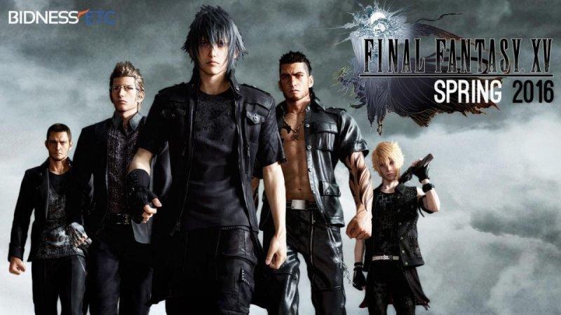 Final Fantasy XV, все-таки возможно, обзаведётся кооперативным режимом