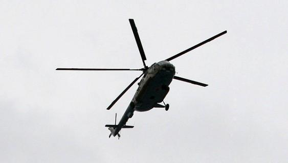 ВСочи вертолет рухнул накрышу дома