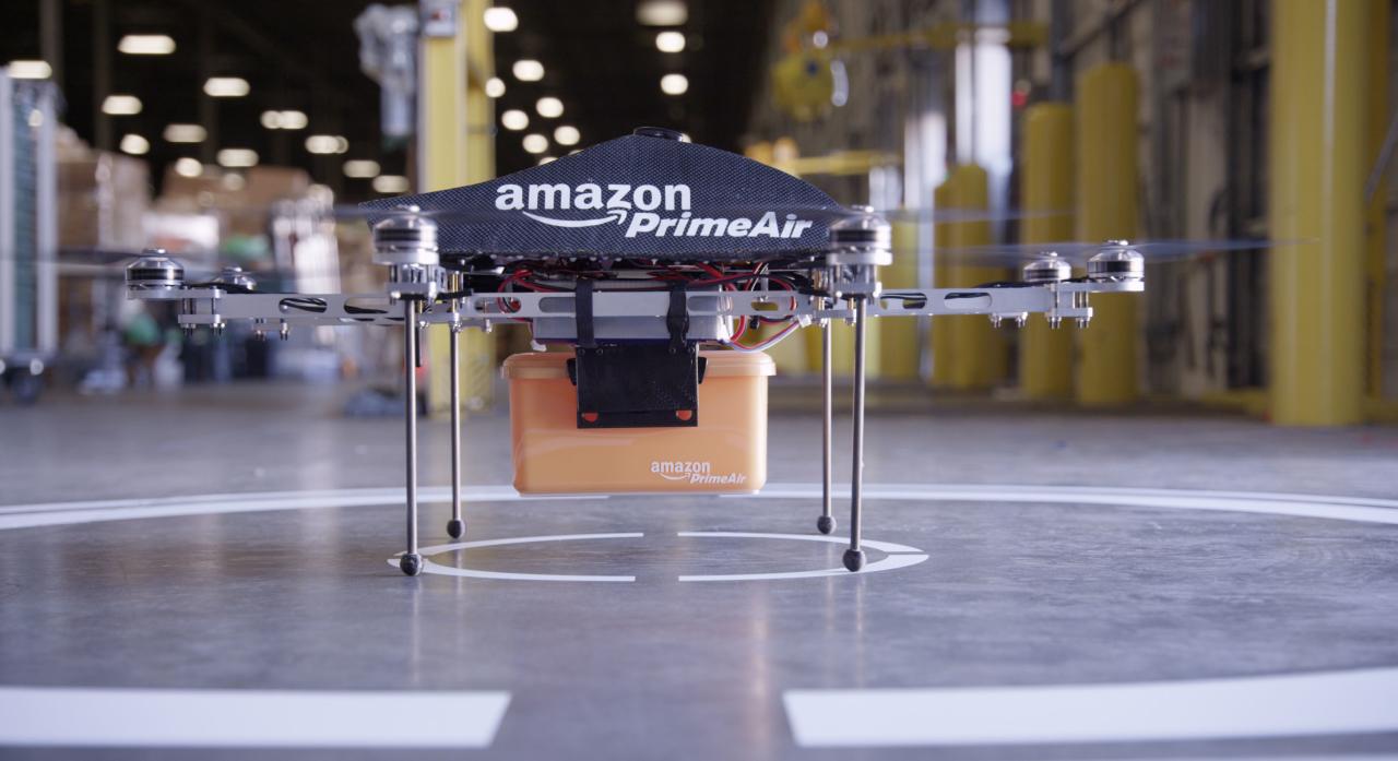 1-ый заказ при помощи дона доставлен— Магазин Amazon