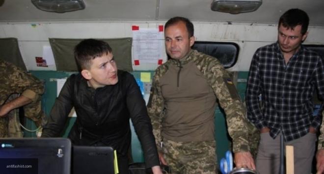 Савченко неисключает участия ввыборах президента Украинского государства