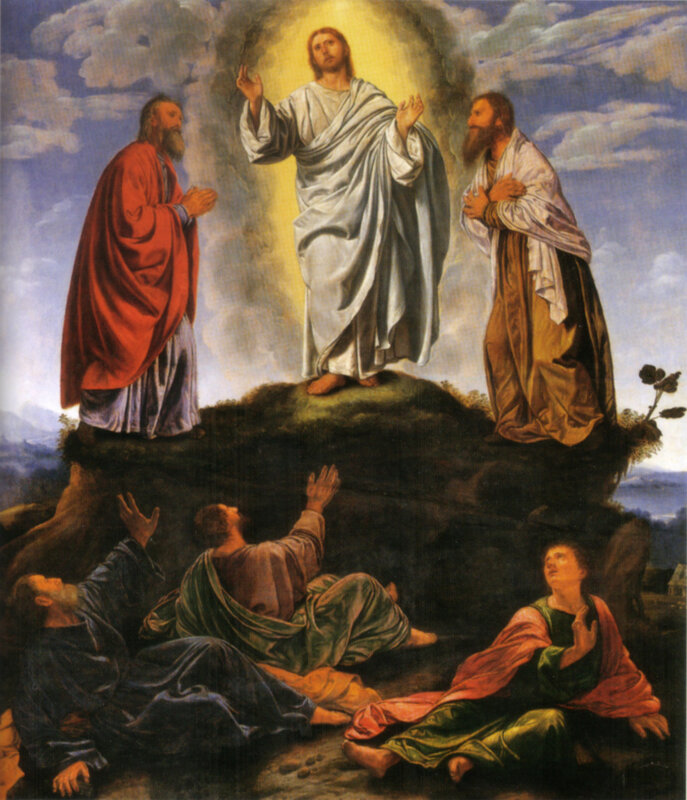 "thesis on the transfiguration The events on the mount of transfiguration, the details included this article is a chapter of a thesis entitled ""the leadsership of."