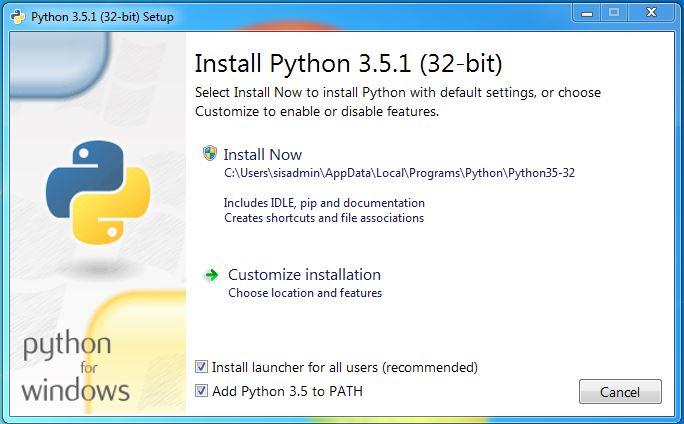 скачать python 3.5 32 bit бесплатно