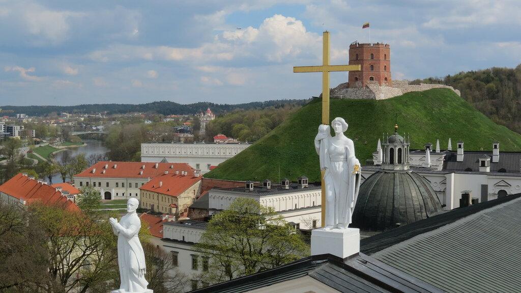 Вильнюс кинематографический или по следам Олимпиады в Мюнхене