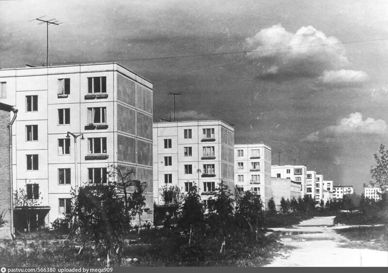 ДСК. серия К 7 в Хорошёво. 1963 1965...jpg