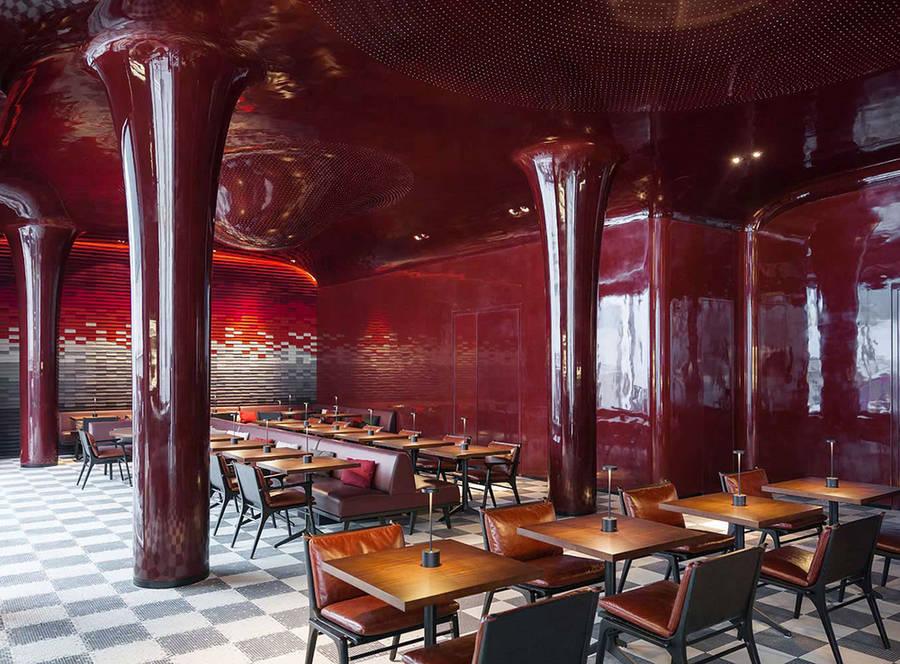 Les Bains Douches Interior Design (11 pics)